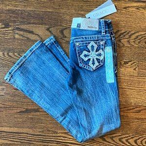 GRACE in LA jeans size 8 NWT